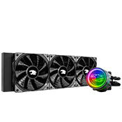 iBUYPOWER DEEPCOOL GAMERSTORM RGB 360mm CASTLE 360EX Liquid Cooler