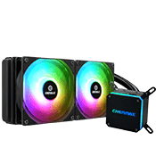ENERMAX LIQMAX III 240mm ARGB Liquid Cooler
