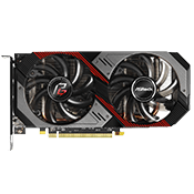 AMD Radeon RX 5500 XT - PHANTON GAMING OC - 8GB (VR-Ready)