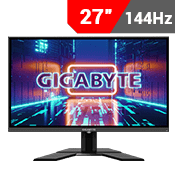 "27"" [1920 x 1080] GIGABYTE G27F Gaming Monitor - 144Hz 1ms-Single Monitor"