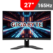 "27"" [1920 x 1080] GIGABYTE G27FC Gaming Monitor - 165Hz 1ms-Single Monitor"
