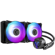 MSI MAG CORE LIQUID 240R 240MM ARGB LIQUID COOLER