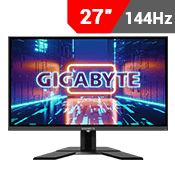 "27"" [2560x1440] GIGABYTE G27Q Gaming Monitor - 144Hz 1ms-Single Monitor"