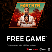 [Receive Game] - Get Far Cry 6-w/ Purchase of select Ryzen Processors