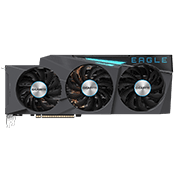 NVIDIA GeForce RTX 3090 - 24GB GDDR6X - GIGABYTE EAGLE OC (VR-Ready)