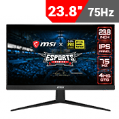 "23.8"" [1920x1080] MSI OPTIX G241V Gaming Monitor, 75 Hz 4ms-Single Monitor"