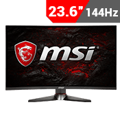 "23.6"" [1920x1080] MSI OPTIX MAG240CR Gaming Monitor, 144 Hz (165Hz OC) 1ms-Single Monitor"