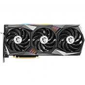 NVIDIA GeForce RTX 3070 - 8GB GDDR6 - MSI Gaming X Trio (VR-Ready)