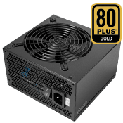 650 Watt - 80 PLUS Gold