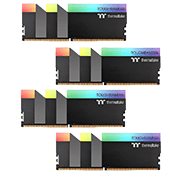 32 GB [8 GB X4] DDR4-3600MHz Thermaltake TOUGHRAM RGB