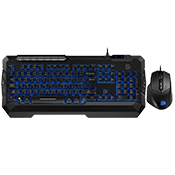 TT eSPORTS Gaming Keyboard and Mouse Combo V2