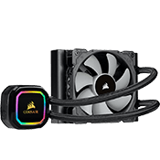 CORSAIR iCUE H60i RGB PRO XT 120mm Liquid Cooler