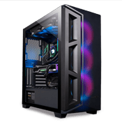 Cougar DarkBlader X5 RGB Tempered Glass Case