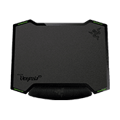 Razer Vespula Gaming Mouse Mat w/ Dual-Sided Gaming Grade Surfaces-[320MM x 260MM x 20MM] Abrasion-resistant hard coat