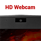 Built-in HD Digital Web Video Camera [MSI]