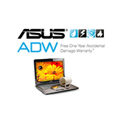Standard Warranty Service-ASUS Standard One(1) Year Warranty w/ Accidental Damage Protection
