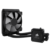 Corsair Hydro Series H60 120mm Liquid CPU Cooler-Standard 120mm Fan