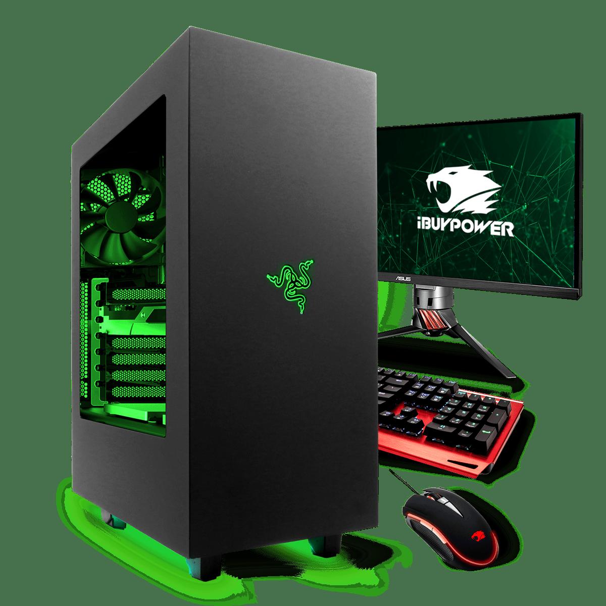 Intel Z370 Gaming M300: iBUYPOWER® Gaming PC
