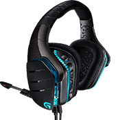 Logitech G633 Artemis Spectrum RGB 7.1 Surround Gaming Headset-Multi-source audio mixing
