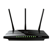 [802.11a/b/g/n/ac] TP-LINK Archer C7 AC 1750 Wireless Router-1300Mbps AC + 450Mbps N bands