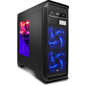 Aerocool Aero-1000 Gaming Case-Black