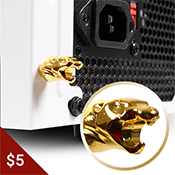 iBUYPOWER Chimera Thumb Screws-Gold