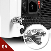 iBUYPOWER Chimera Thumb Screws-Silver
