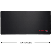 HyperX FURY Pro Gaming Mouse Pad [Stitched XL]-[900MM x 420MM x 4MM] Resistant and heat-treated high-quality fabric