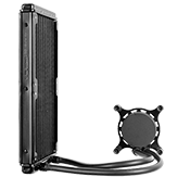 Asetek 570LXL 240mm Liquid CPU Cooling System