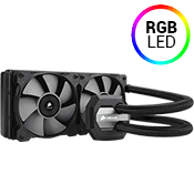 Corsair Hydro Series H100i V2 240mm Liquid CPU Cooler