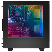 NZXT Hue+ Advanced PC RGB Lighting-4x LED Strips for in-depth illumination customization