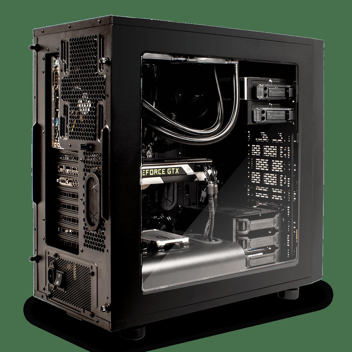 Ibuypower Desktop Lighting
