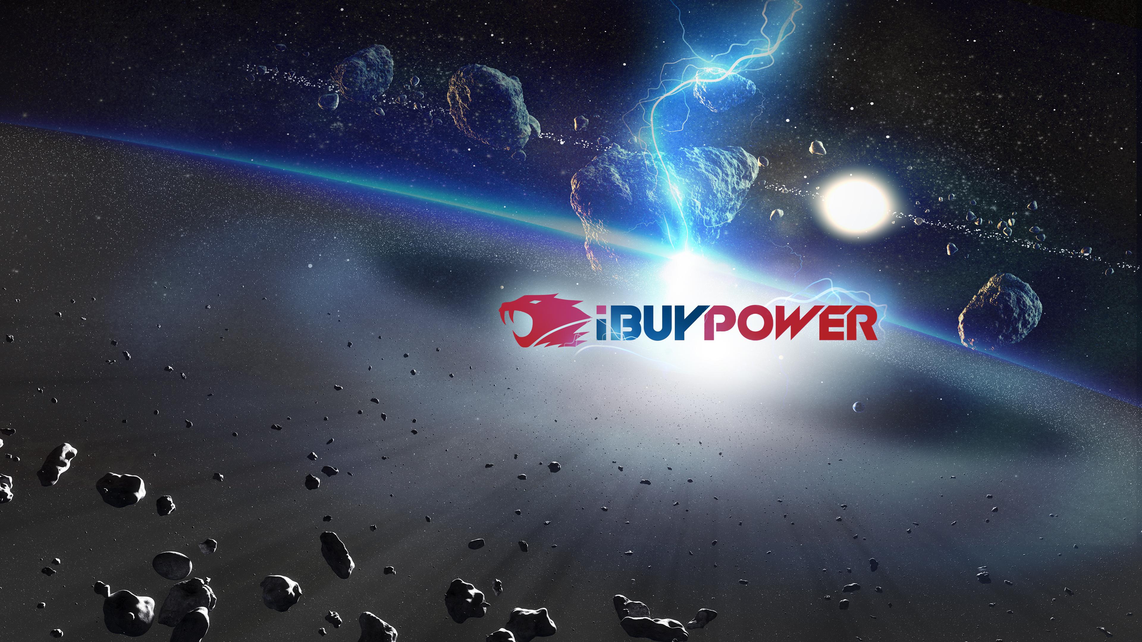 Wallpaper Ibuypower