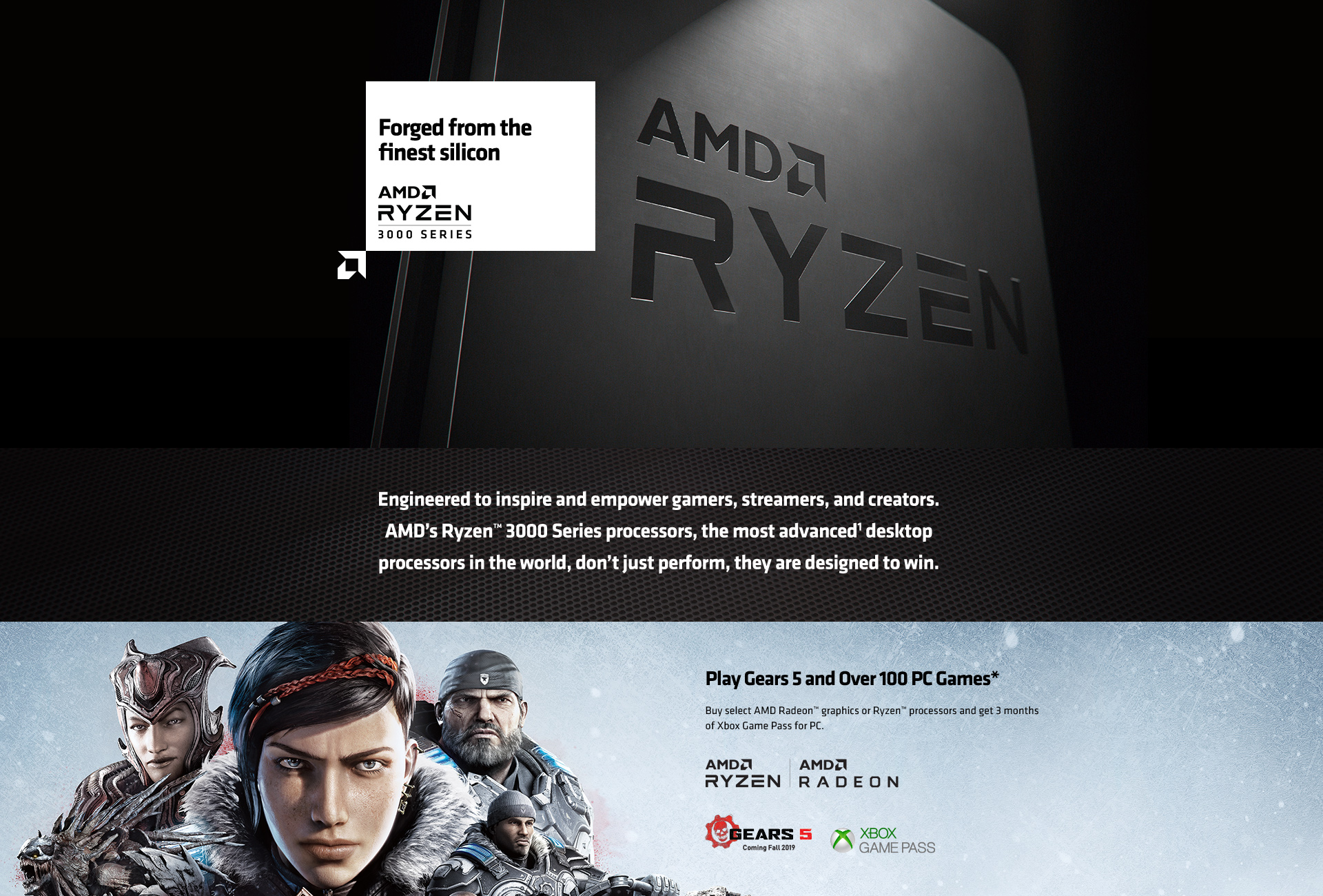 AMD-Ryzen-3000: iBUYPOWER®