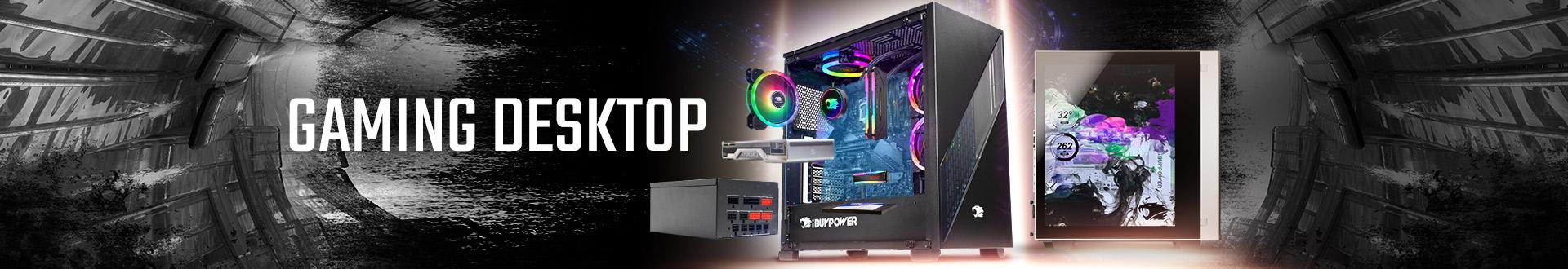 Gaming Pcs Desktop Computers Ibuypower