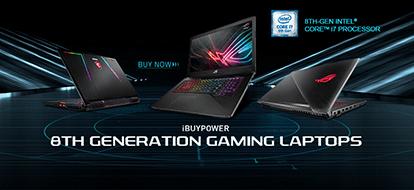 Gaming Laptops Custom Prebuilt Laptops Ibuypower